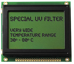 LCD UV
