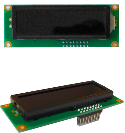 LCD-COB - 2x16 char