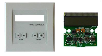 Adio control system