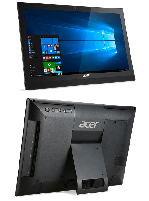 All-in-One ACER 21.5 inch with integrated resistive touch