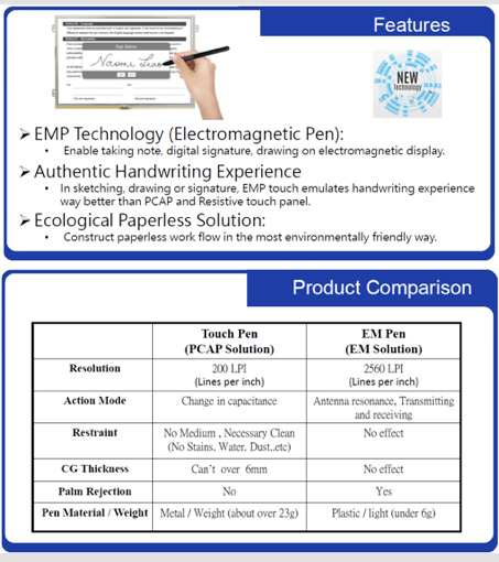 EMP Touch